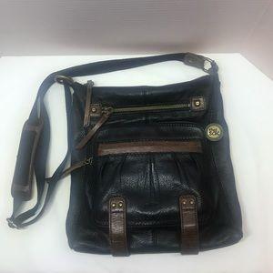 SAK leather cross body